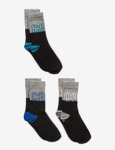 CR7 Kids socks 3-pack - MULTI