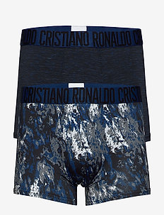 CR7 Fashion trunk,2-pack micro - bokserit - multi