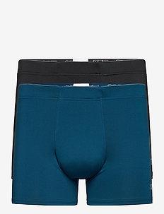 CR7 Fashion,2-pack trunk micro - boxers - flerfärgad