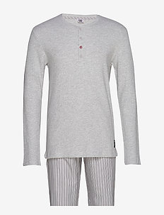 CR7 Mens pyjamas - pyjamas - grey