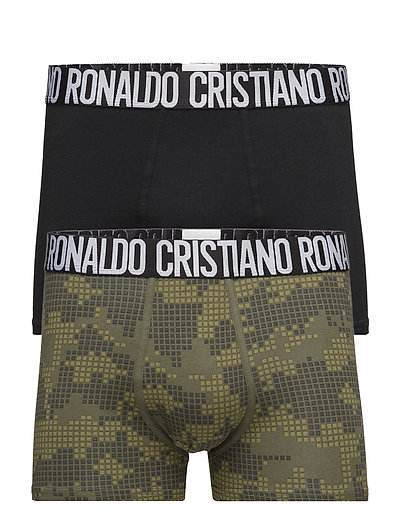 CR7 Fashion, Trunk 2-pack - BLACK