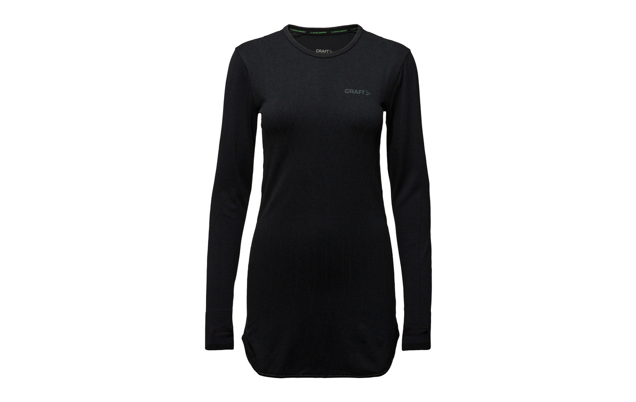 Dress Active Polyester Polyamide 70 Black Comfort 30 W Craft Équipement Solid 1Ax6O1