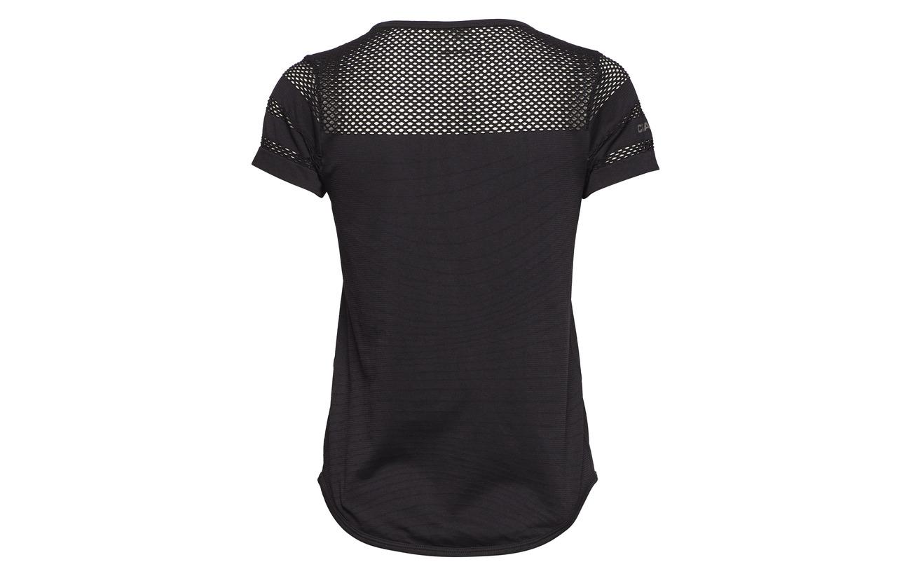 Polyamide 4 Craft 38 Black Tee Melange Core Polyester Équipement 58 Elastane Fuseknit S7qS0xF