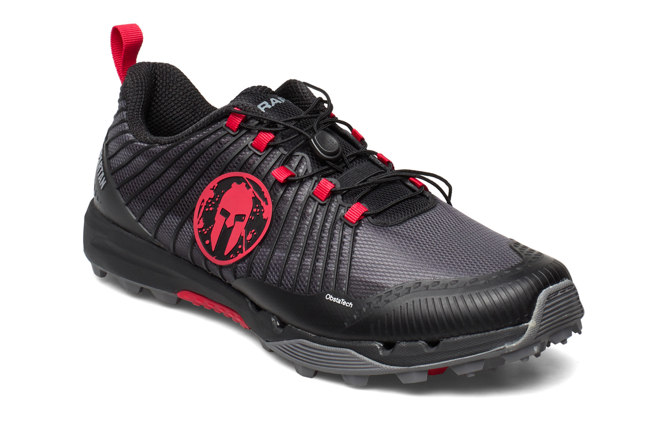 Craft SPARTAN RD PRO M - BLACK/BRIGHT RED