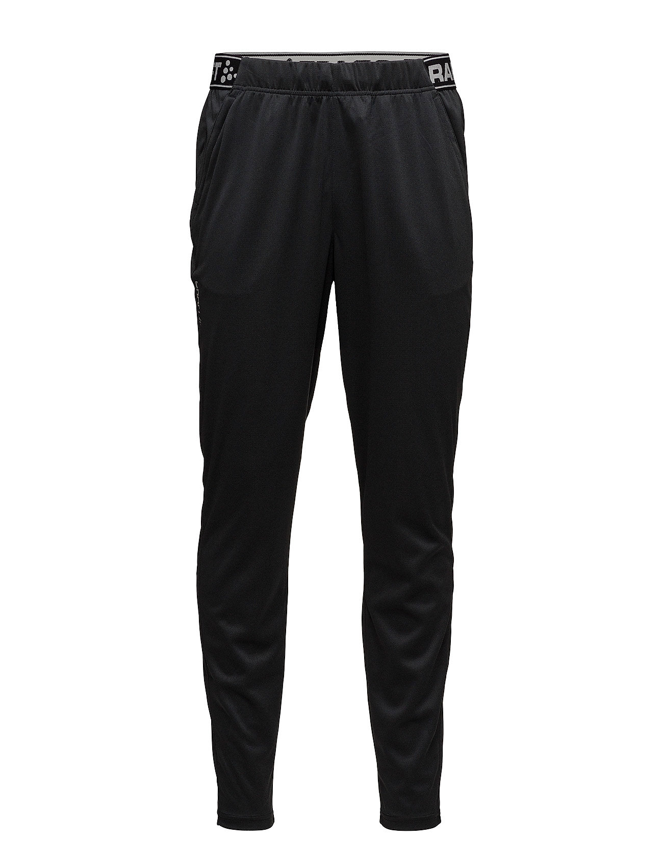 Craft DEFT PANTS M - BLACK MELANGE/GREY
