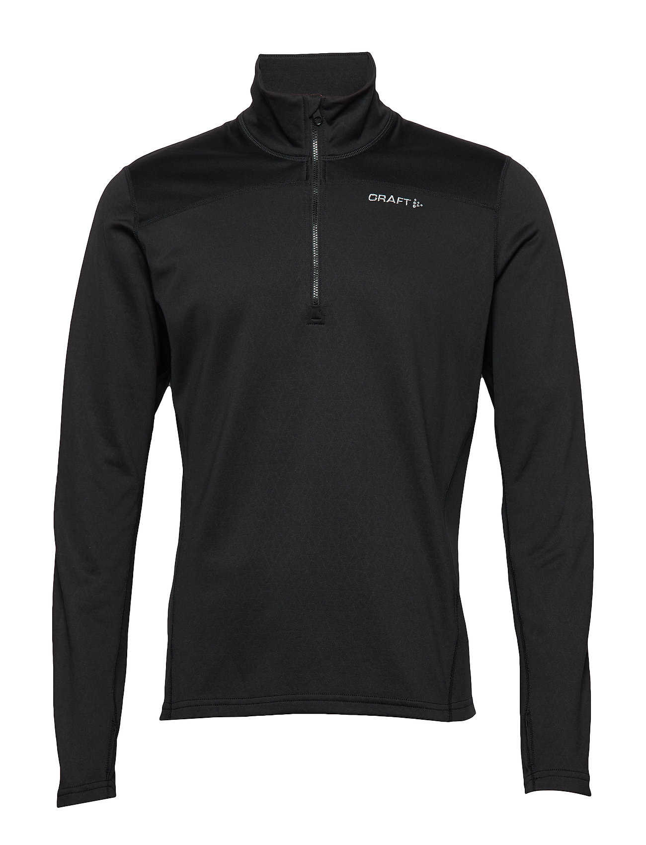Craft PIN HALFZIP Men - BLACK