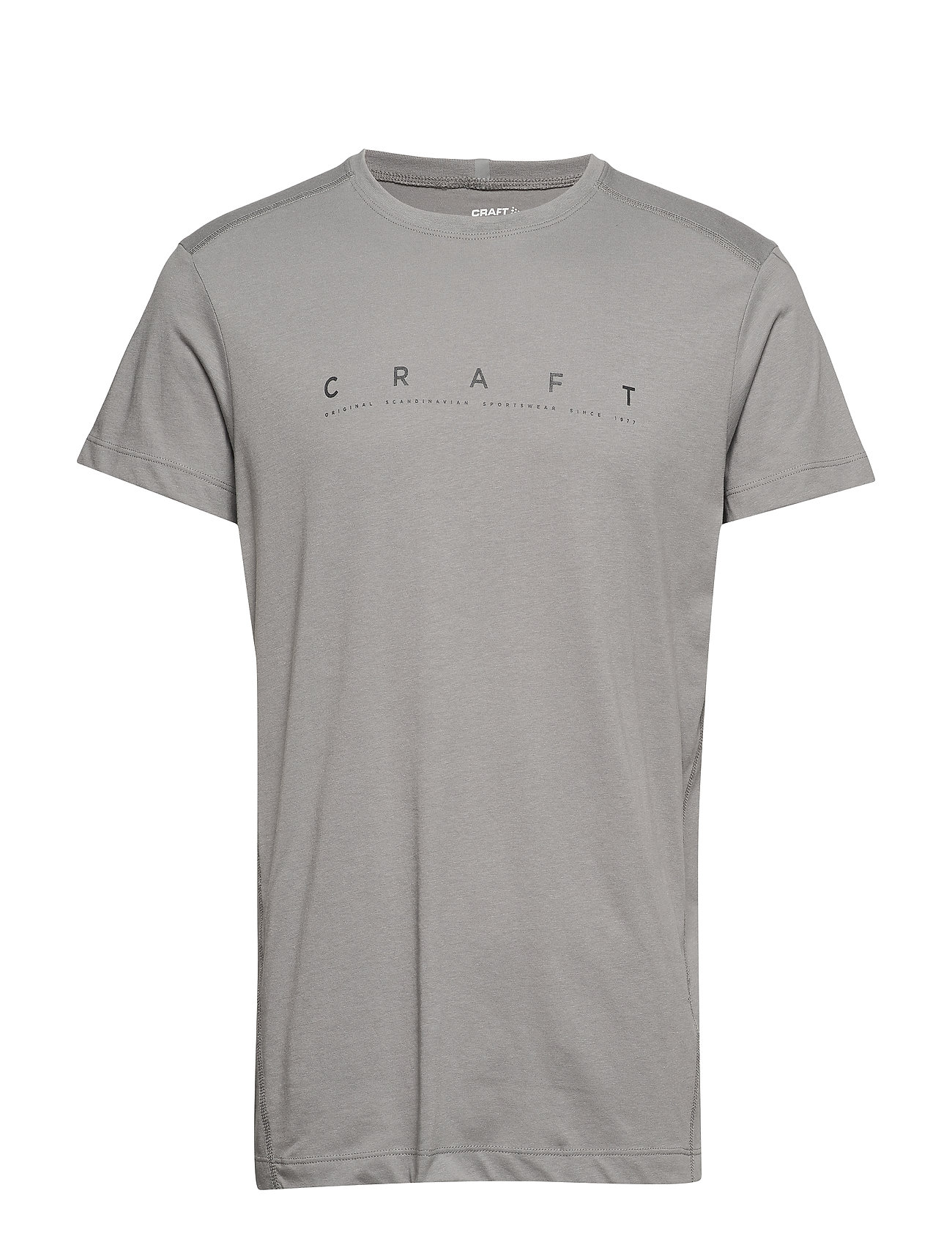 Craft DEFT 2.0 SS TEE  - MONUMENT