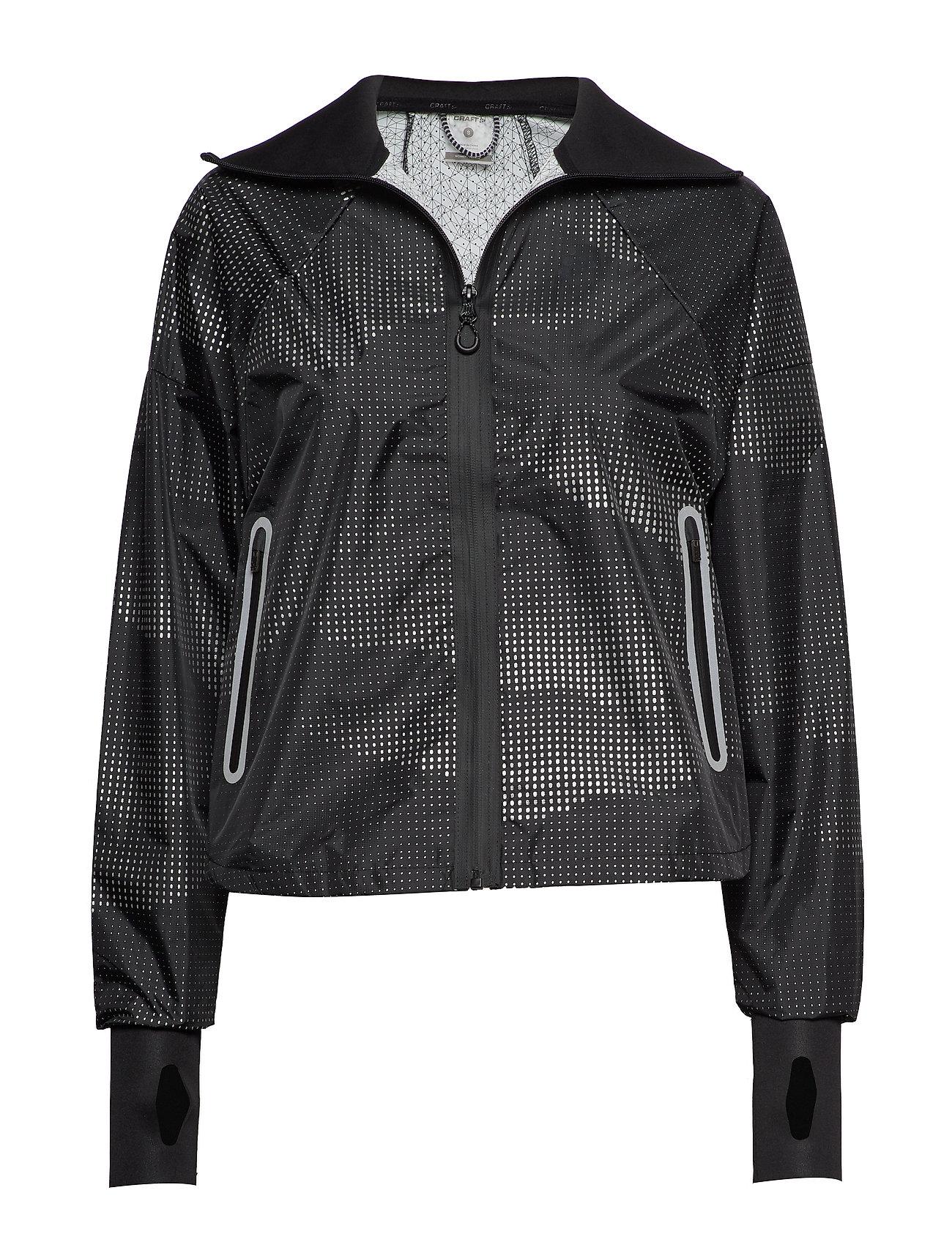 Craft NORDIC LIGHT JKT W - BLACK