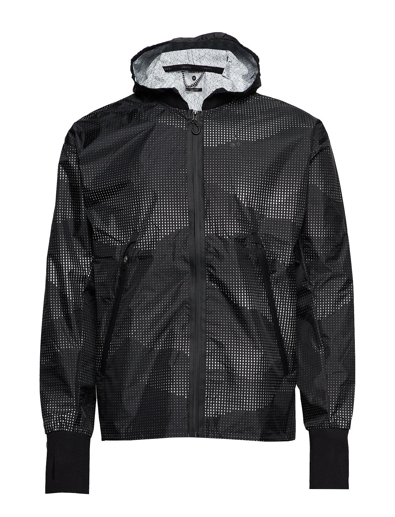 Craft NORDIC LIGHT JKT M - BLACK