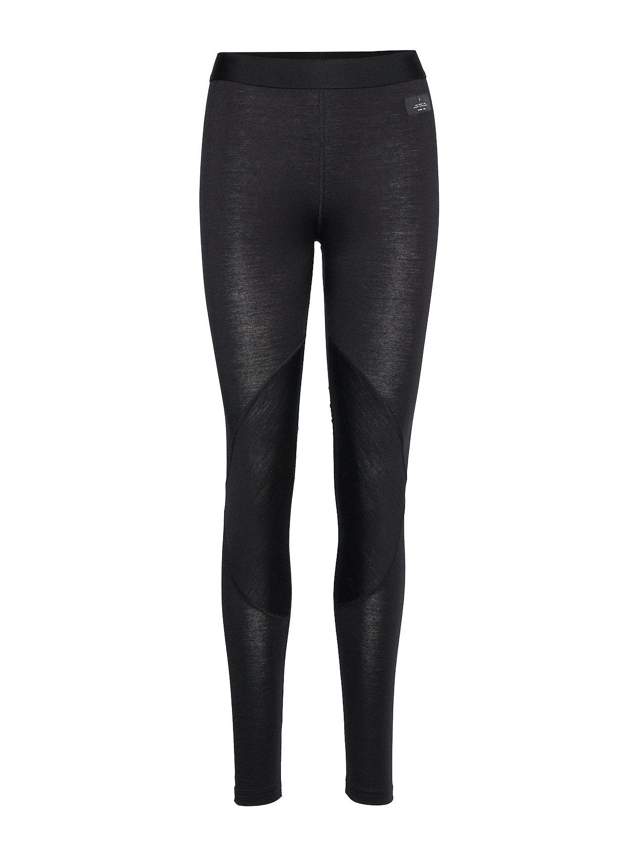 Craft MERINO LIGHTWEIGHT PANTS  - BLACK