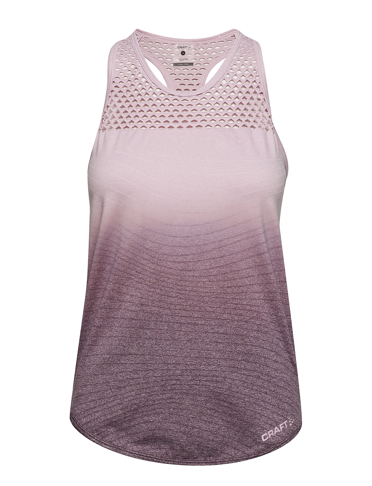 Craft CORE FUSEKNIT SINGLET  - MISTY MELANGE
