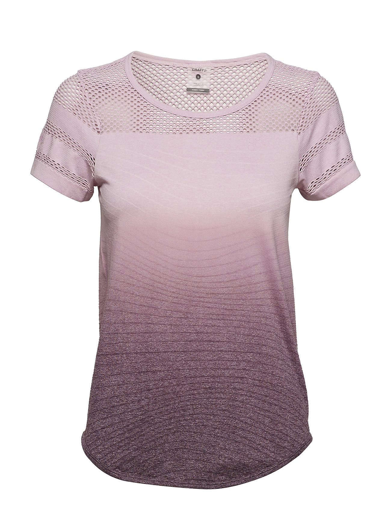 Craft CORE FUSEKNIT TEE  - MISTY MELANGE