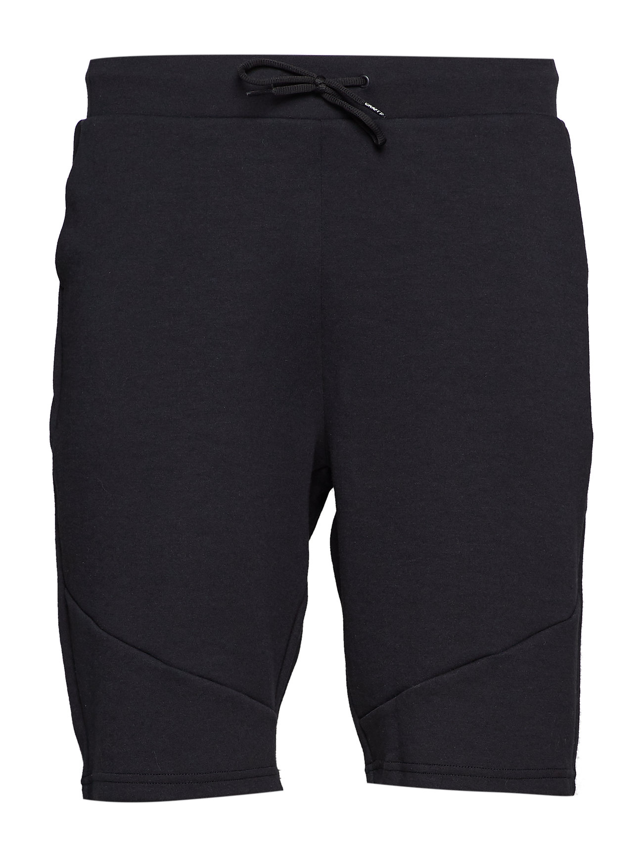 Craft District sweat shorts M - BLACK