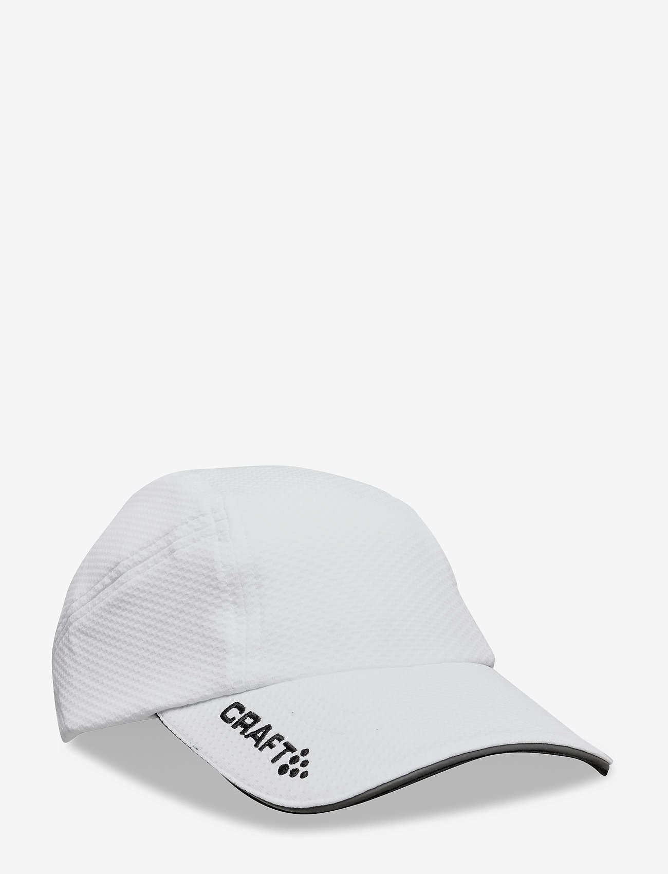 Craft - RUN CAP WHITE ONE SIZE FLUMINO  - accessories - white - 0