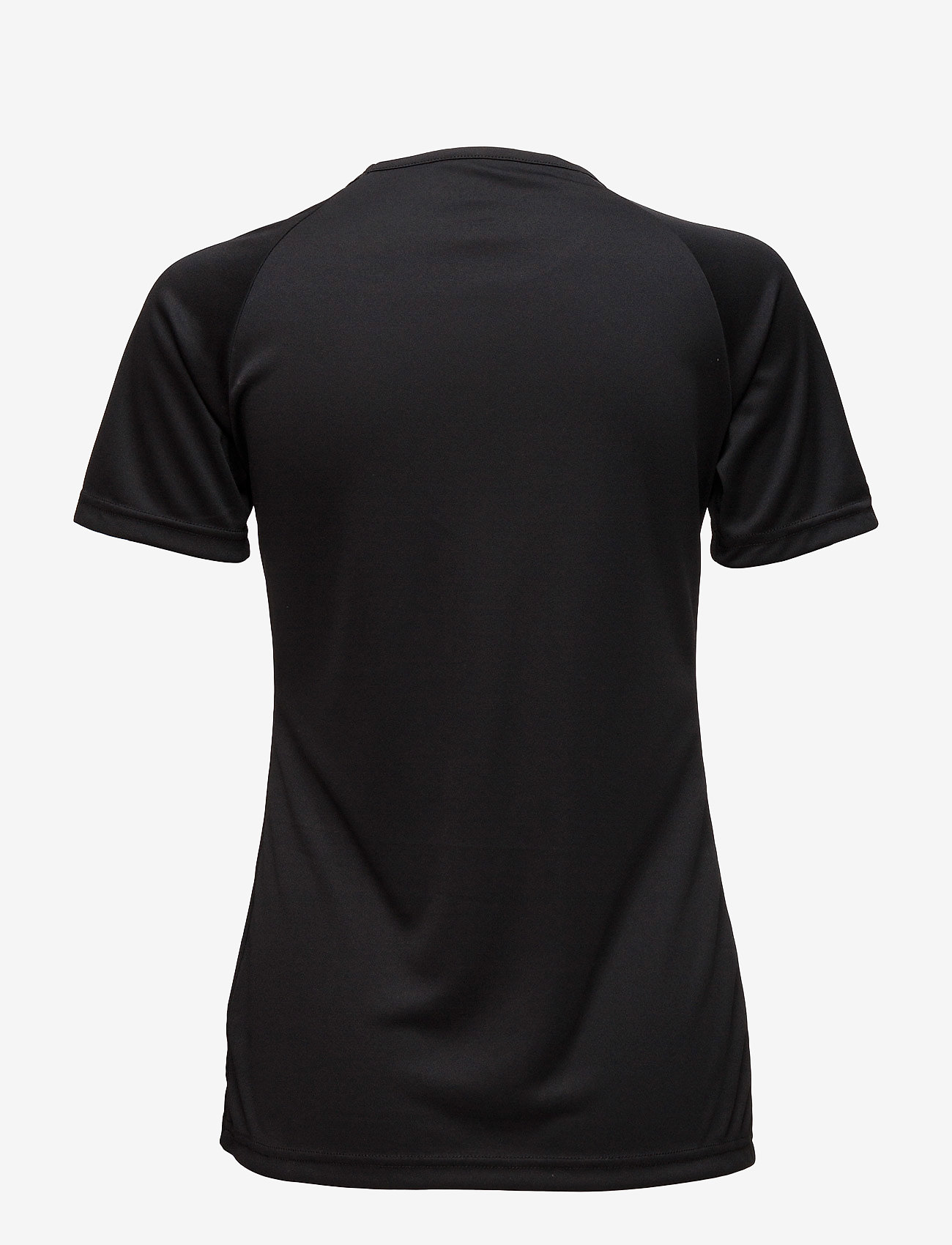 Craft - CRAFT PRIME TEE W VIEW  - t-shirts - black - 1