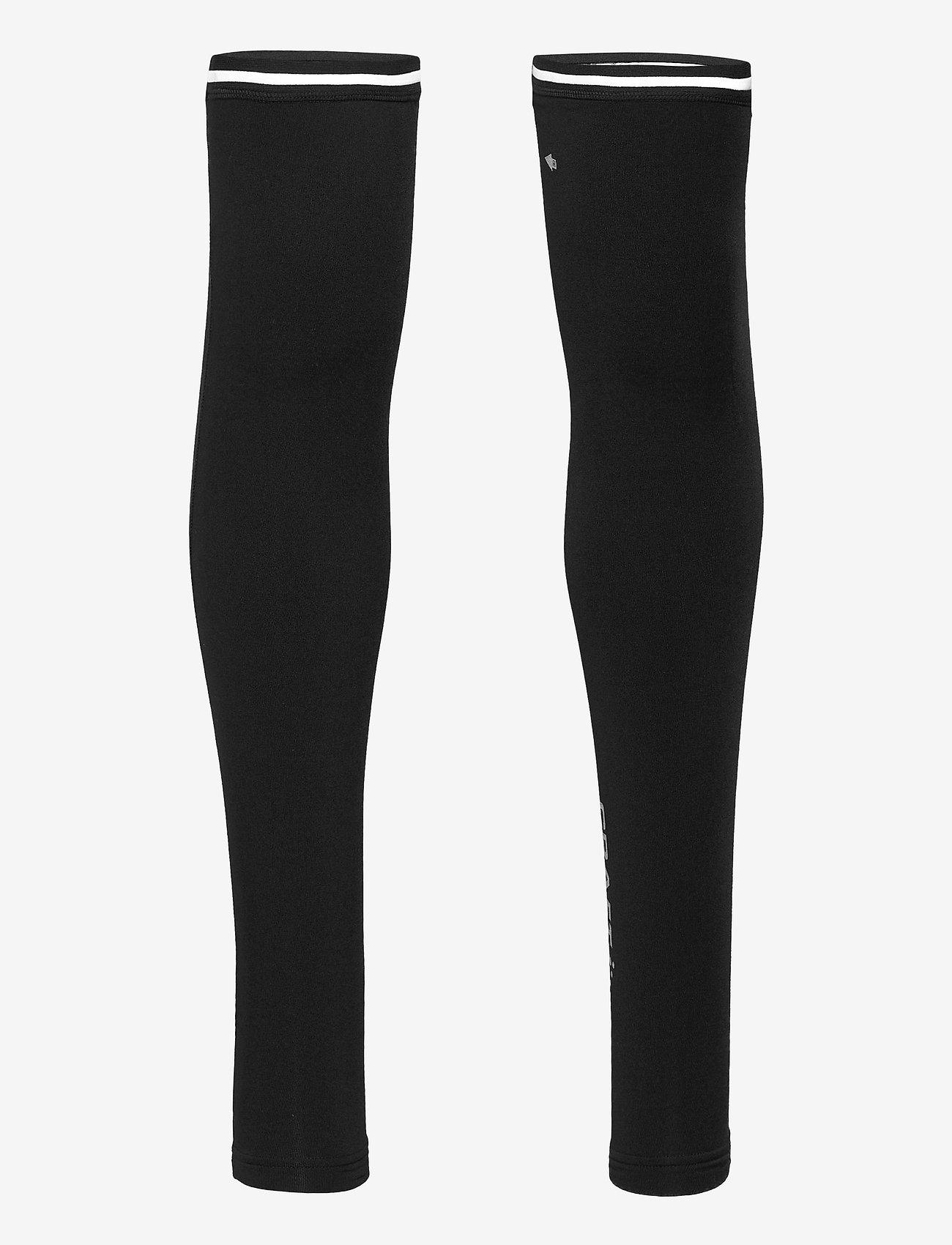 Craft - CRAFT LEG WARMER P GEO BLACK  - citi - black - 0