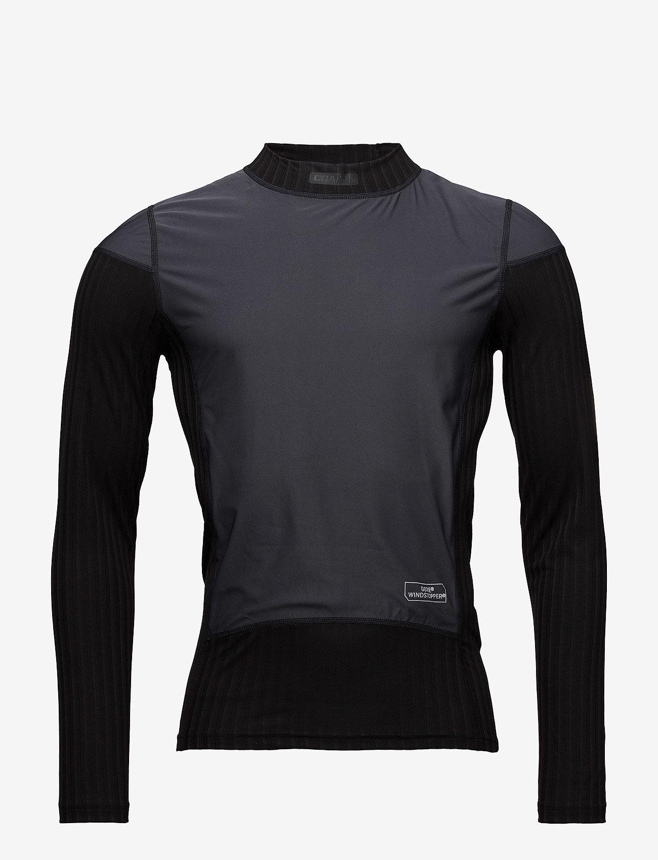 Craft - ACTIVE EXTREME 2.0 CN LS WS  - bluzki z długim rękawem - black - 0