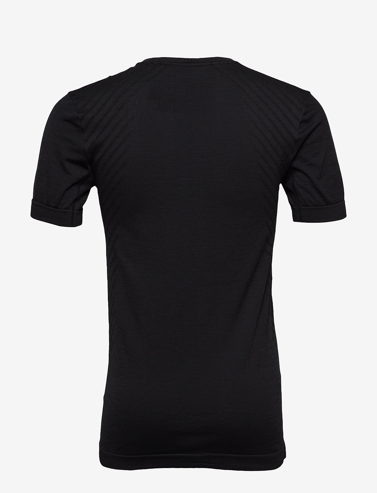 Craft - FUSEKNIT COMFORT RN SS  - t-shirts - black - 1