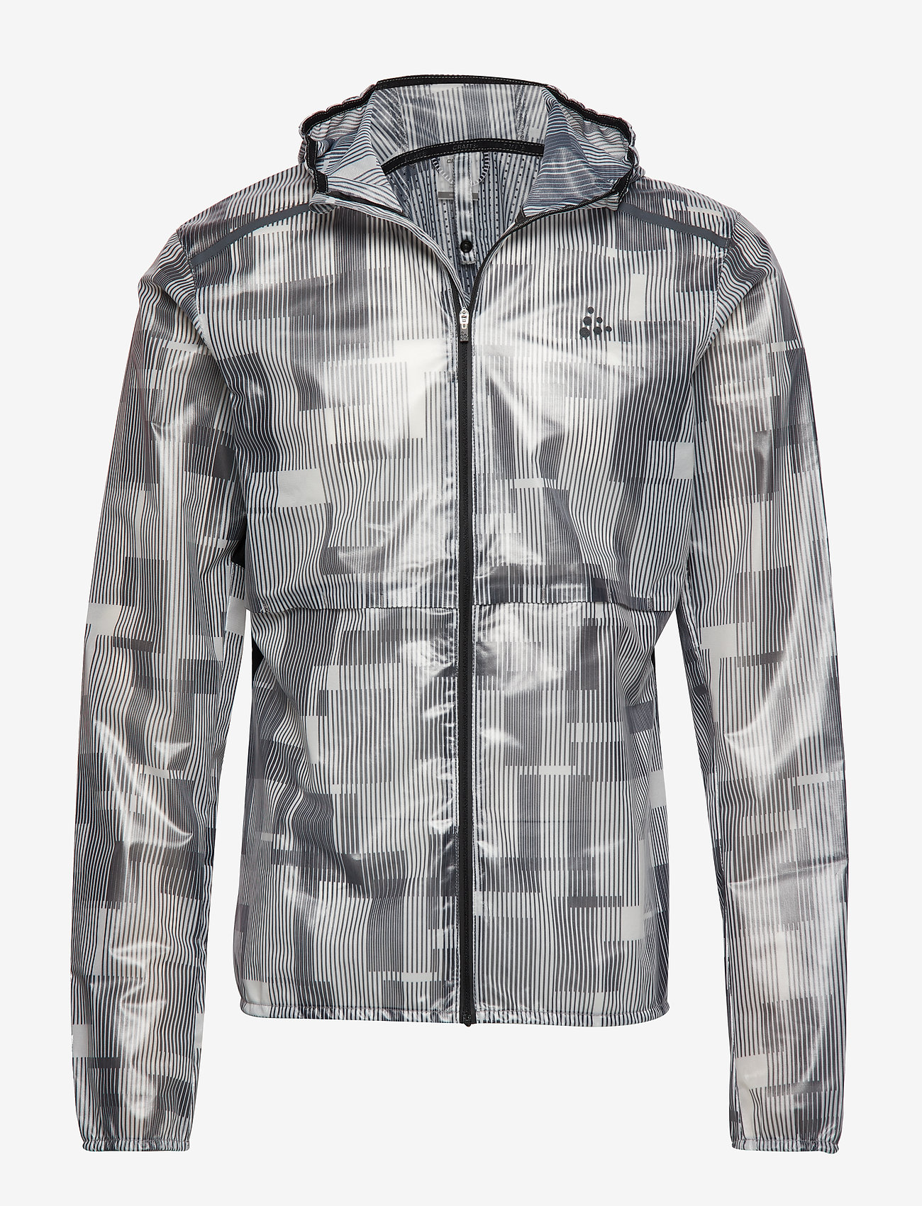 Craft - NANOWEIGHT HOOD JKT M - training jackets - p stack black - 0