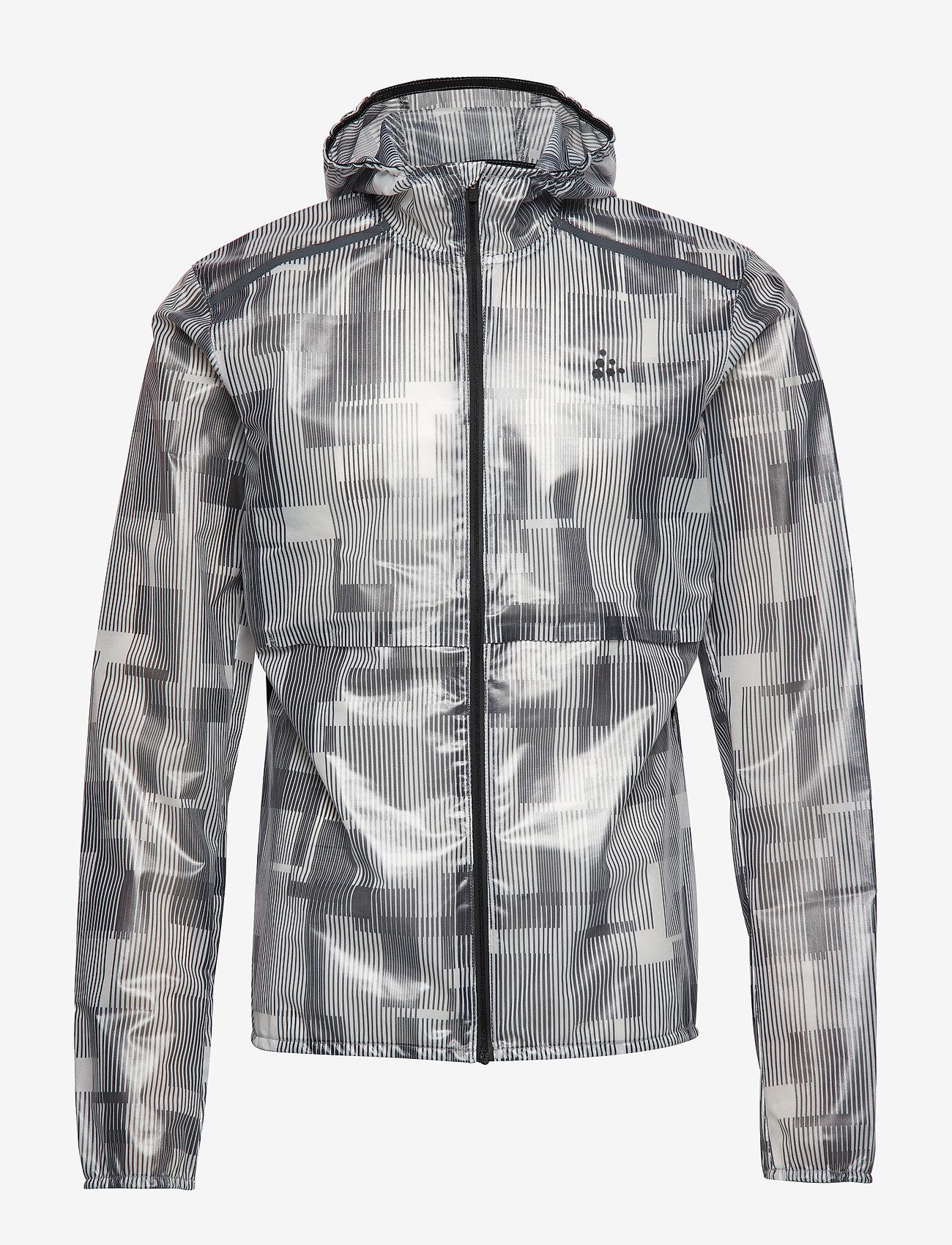 Craft - NANOWEIGHT HOOD JKT M - training jackets - p stack black - 1