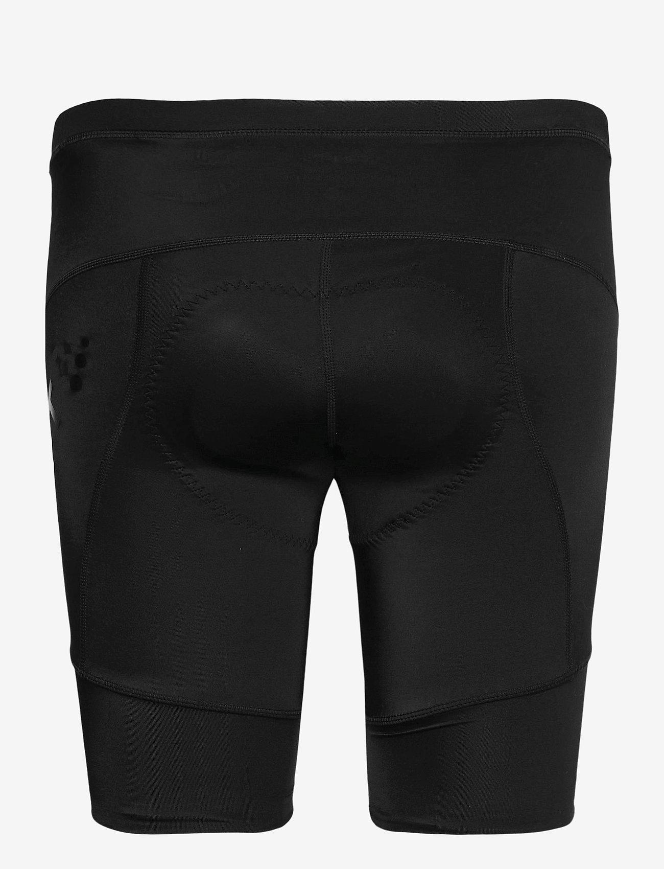 Craft - Essence Shorts W - sykkelshorts og tights - black - 1