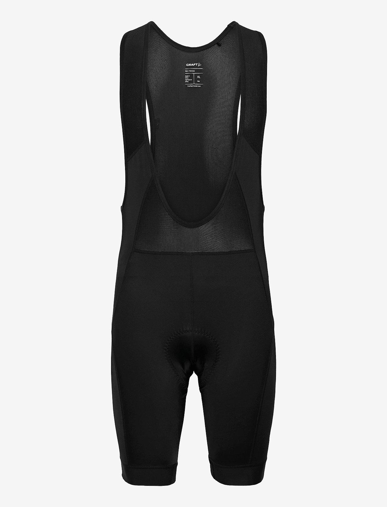 Craft - Essence Bib Shorts M - cycling shorts & tights - black - 0