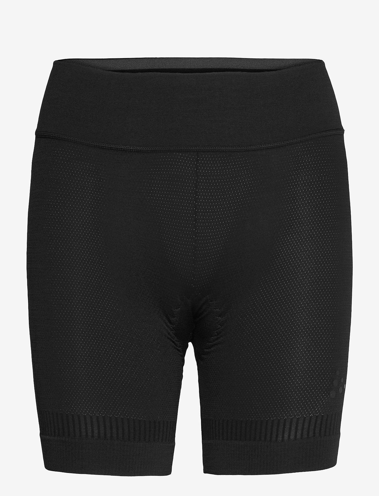 Craft - Fuseknit Bike Boxer W - sport korte broek - black - 0