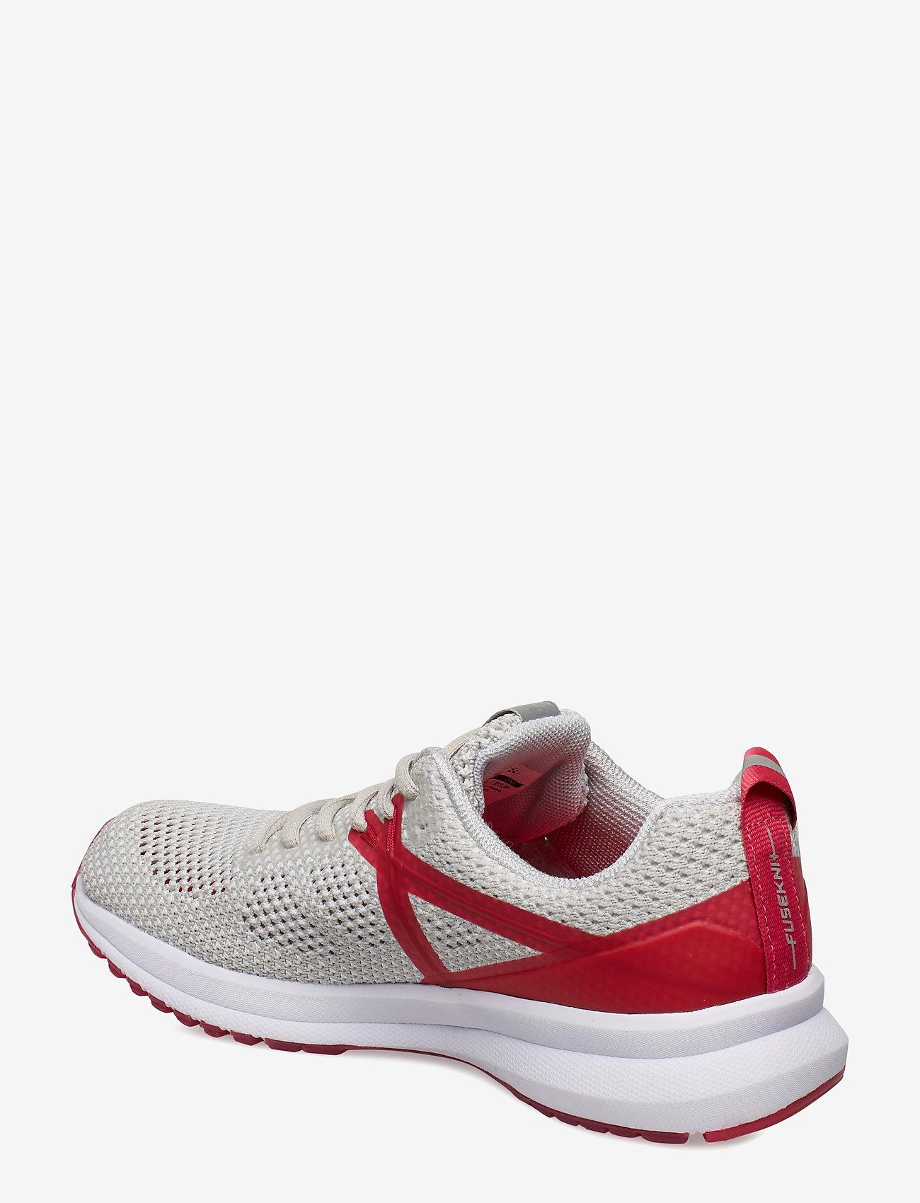Shoe X165 Fuseknit (Platinum/jam) - Craft