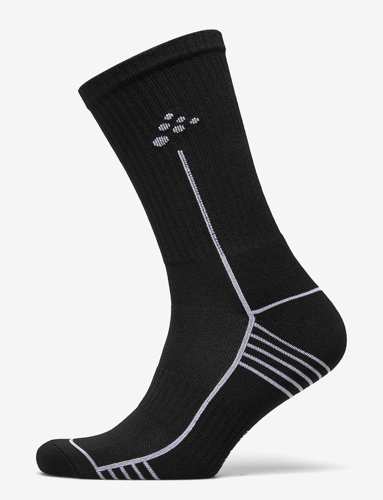 Craft - Progress Mid Sock - sokker - black - 0