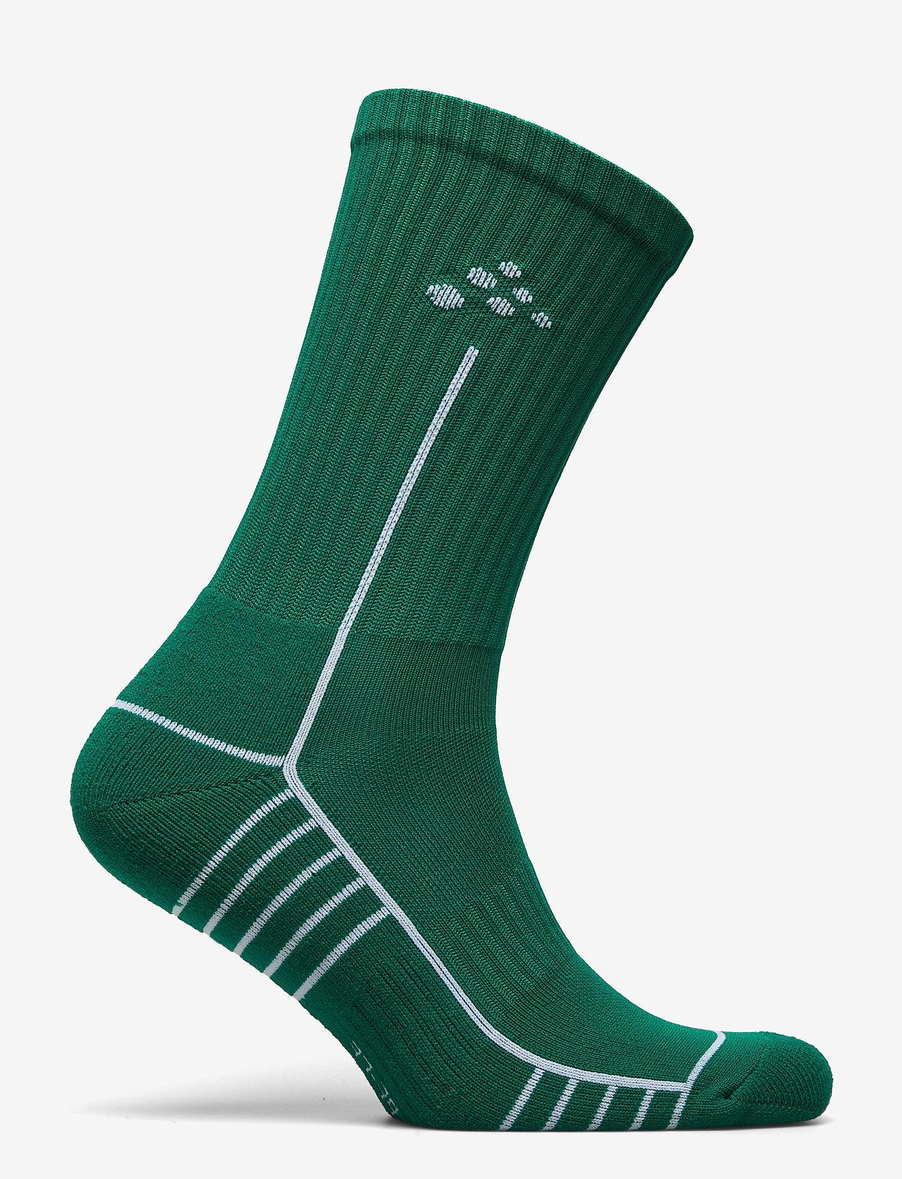 Craft - Progress Mid Sock - sokker - green - 1