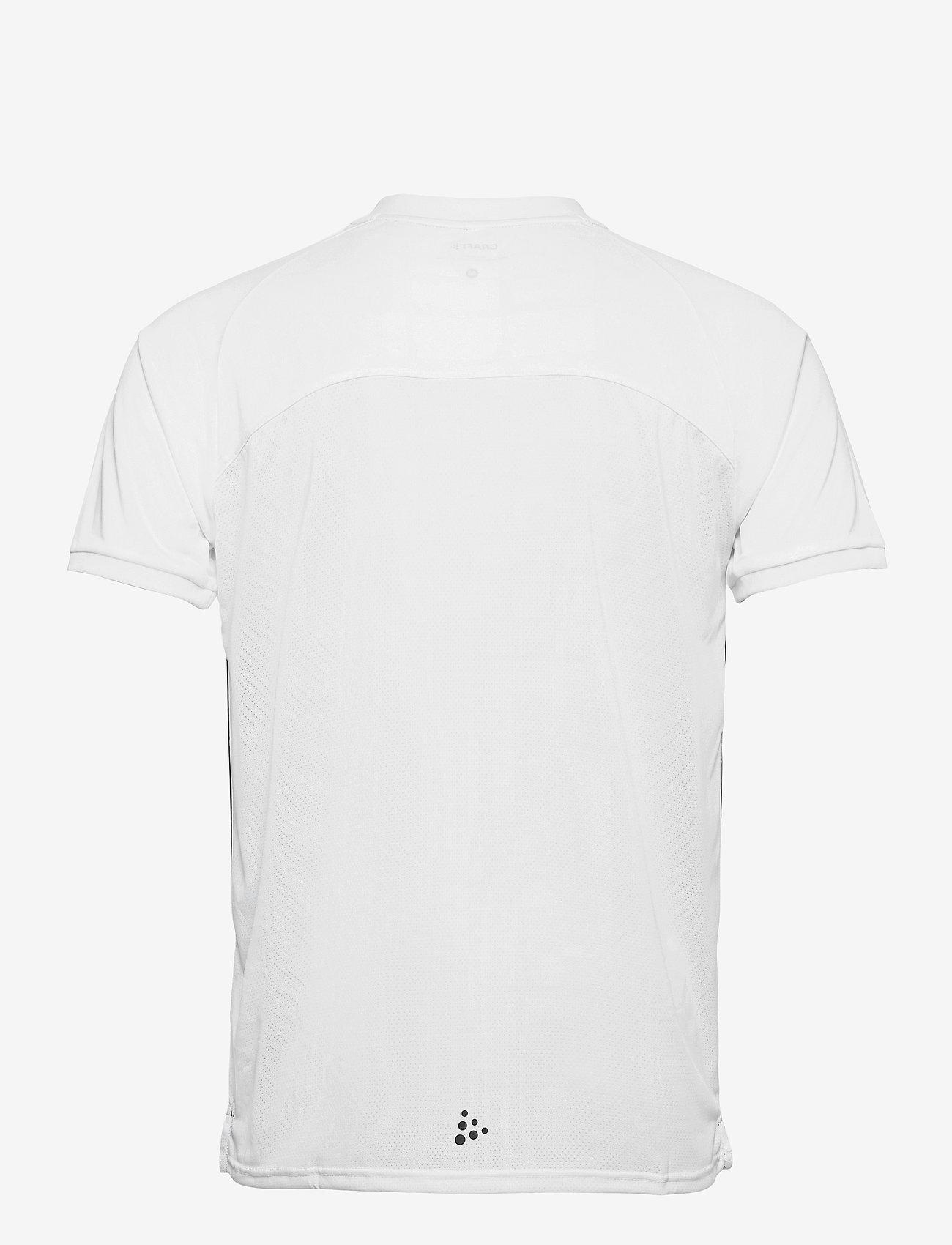 Craft - Pro Control Impact Polo M - t-shirts - white/black - 1