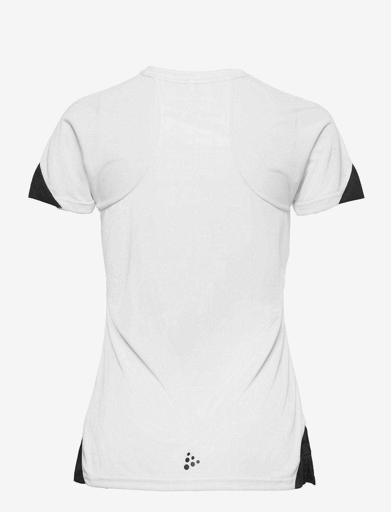 Craft - Pro Control Impact SS Tee W - t-shirts - white/black - 1