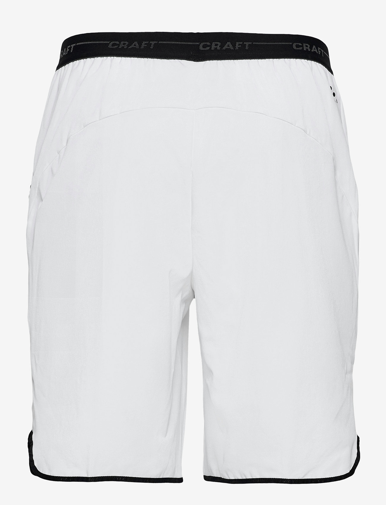 Craft - Pro Control Impact Shorts M - training korte broek - white/black - 1