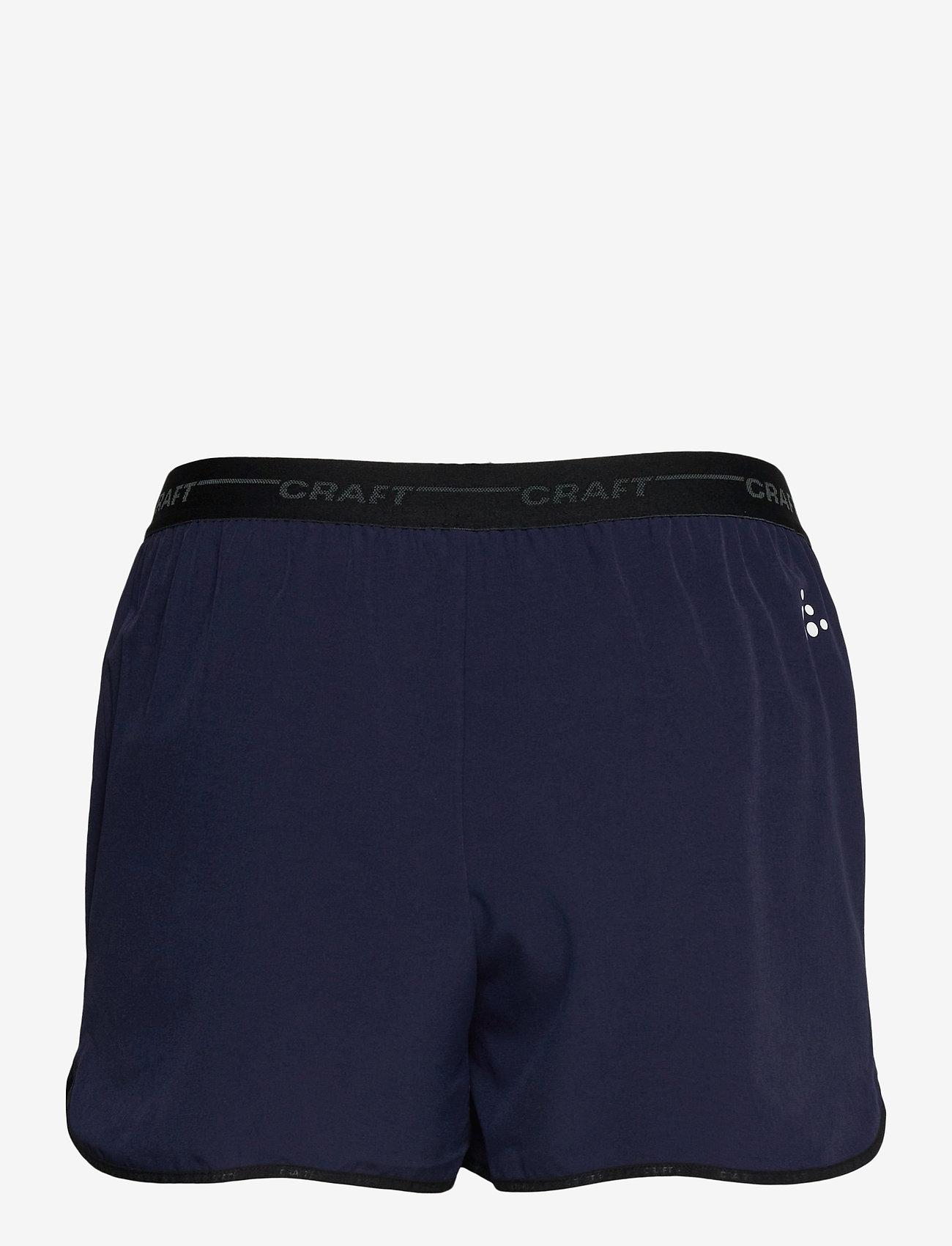 Craft - Pro Control Impact Shorts W - training korte broek - navy/white - 1