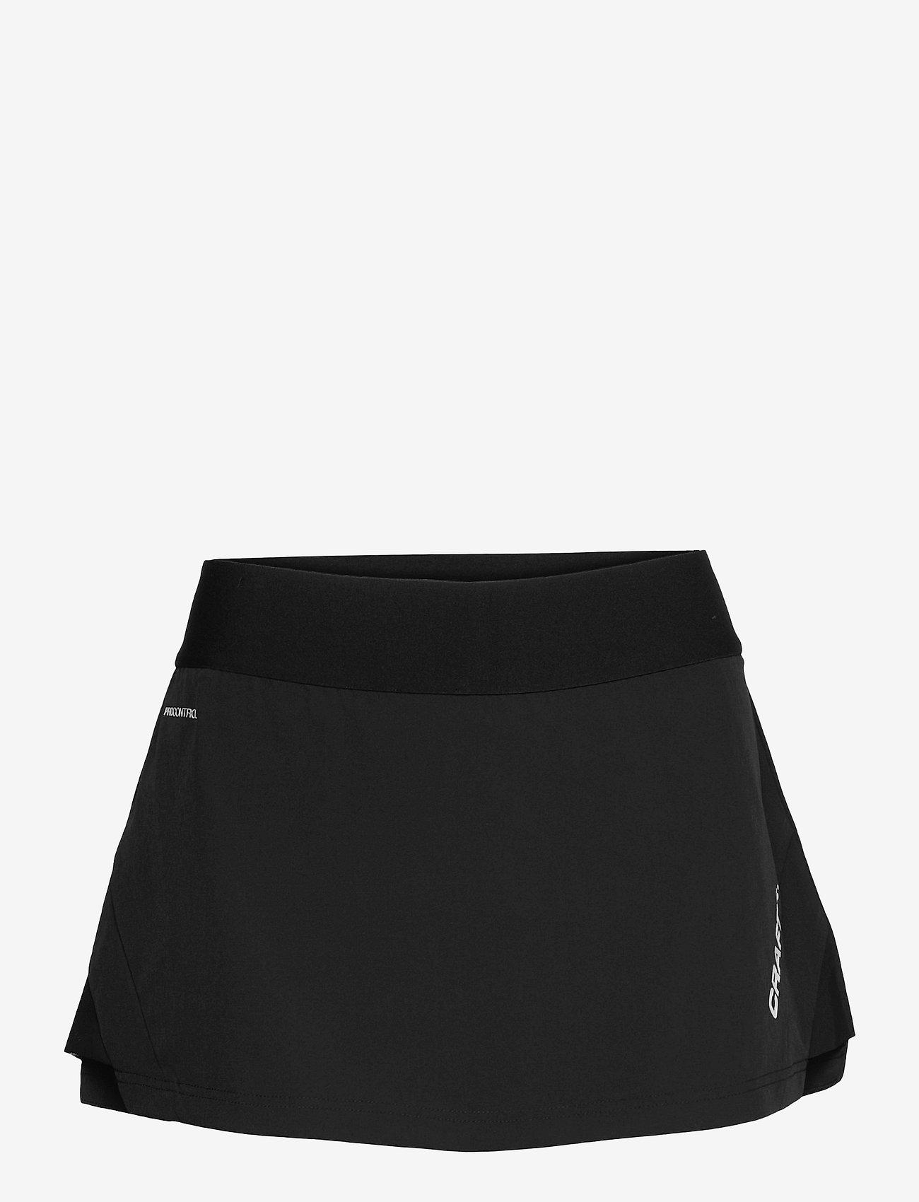 Craft - Pro Control Impact Skirt W - rokjes - black - 0