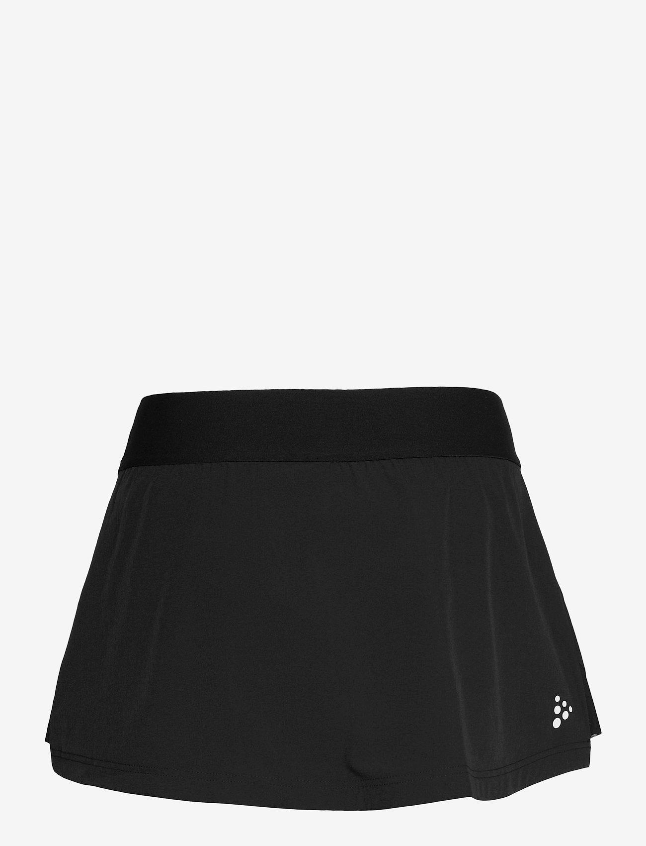 Craft - Pro Control Impact Skirt W - rokjes - black - 1