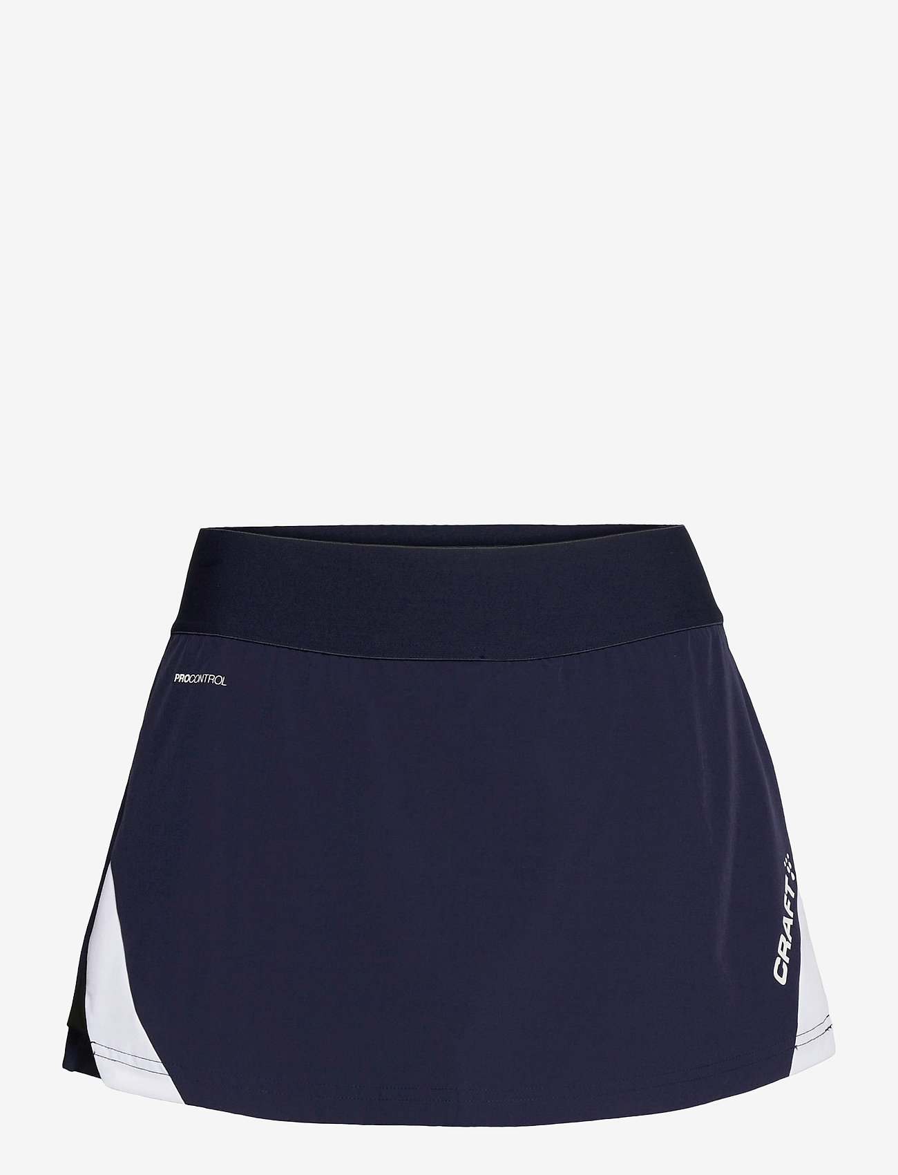 Craft - Pro Control Impact Skirt W - rokjes - navy/white - 0