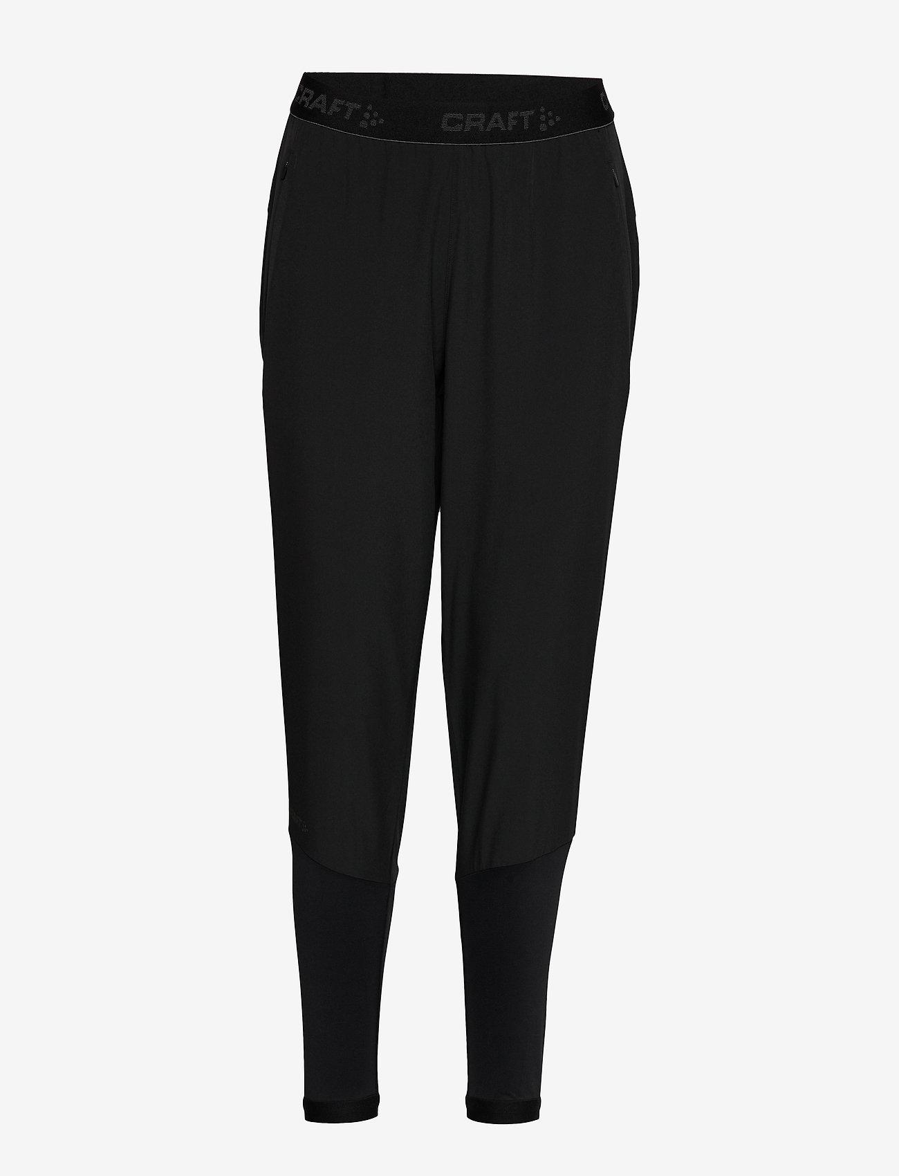 Craft - ADV ESSENCE TRAINING PANTS W - sportbroeken - black - 0
