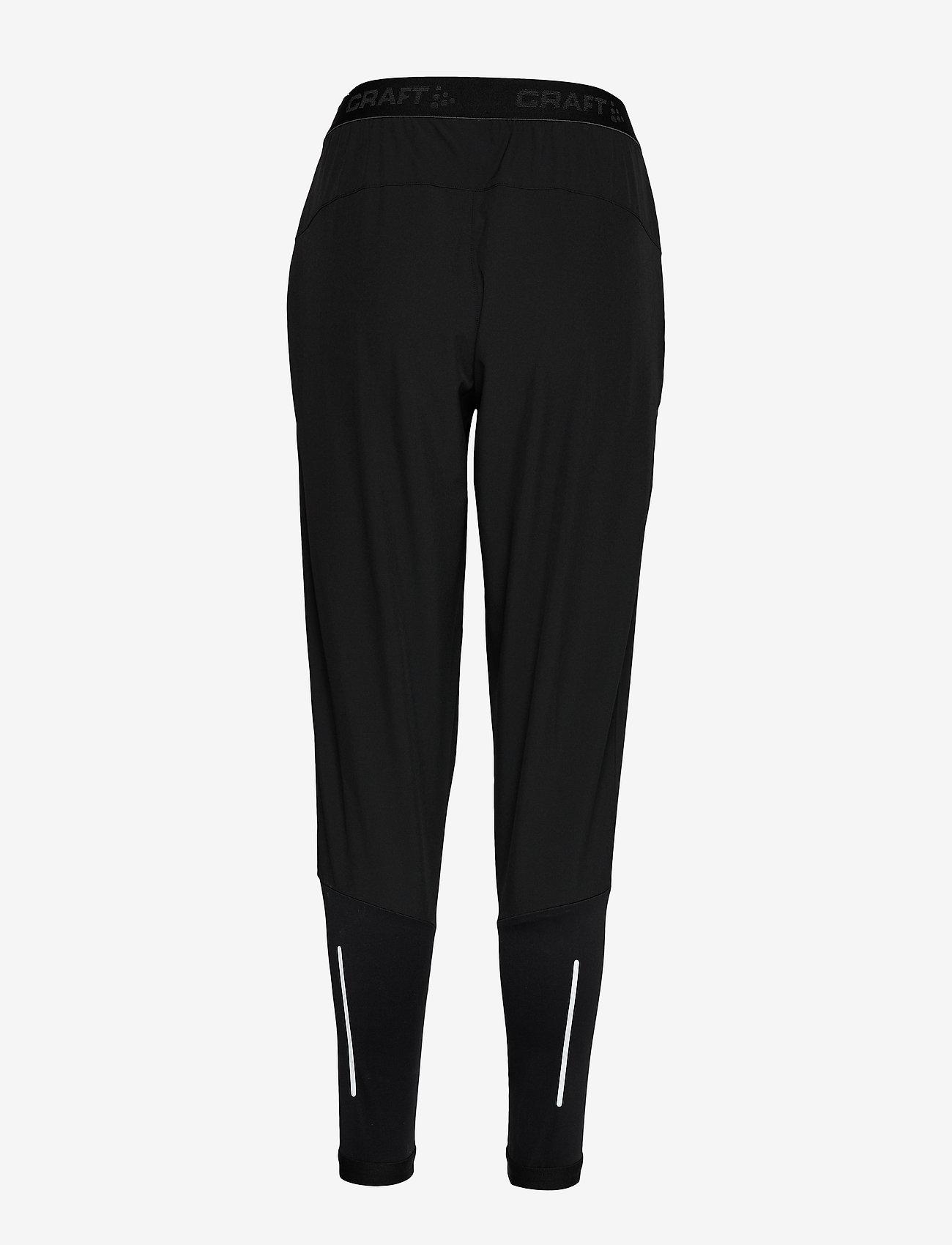 Craft - ADV ESSENCE TRAINING PANTS W - sportbroeken - black - 1