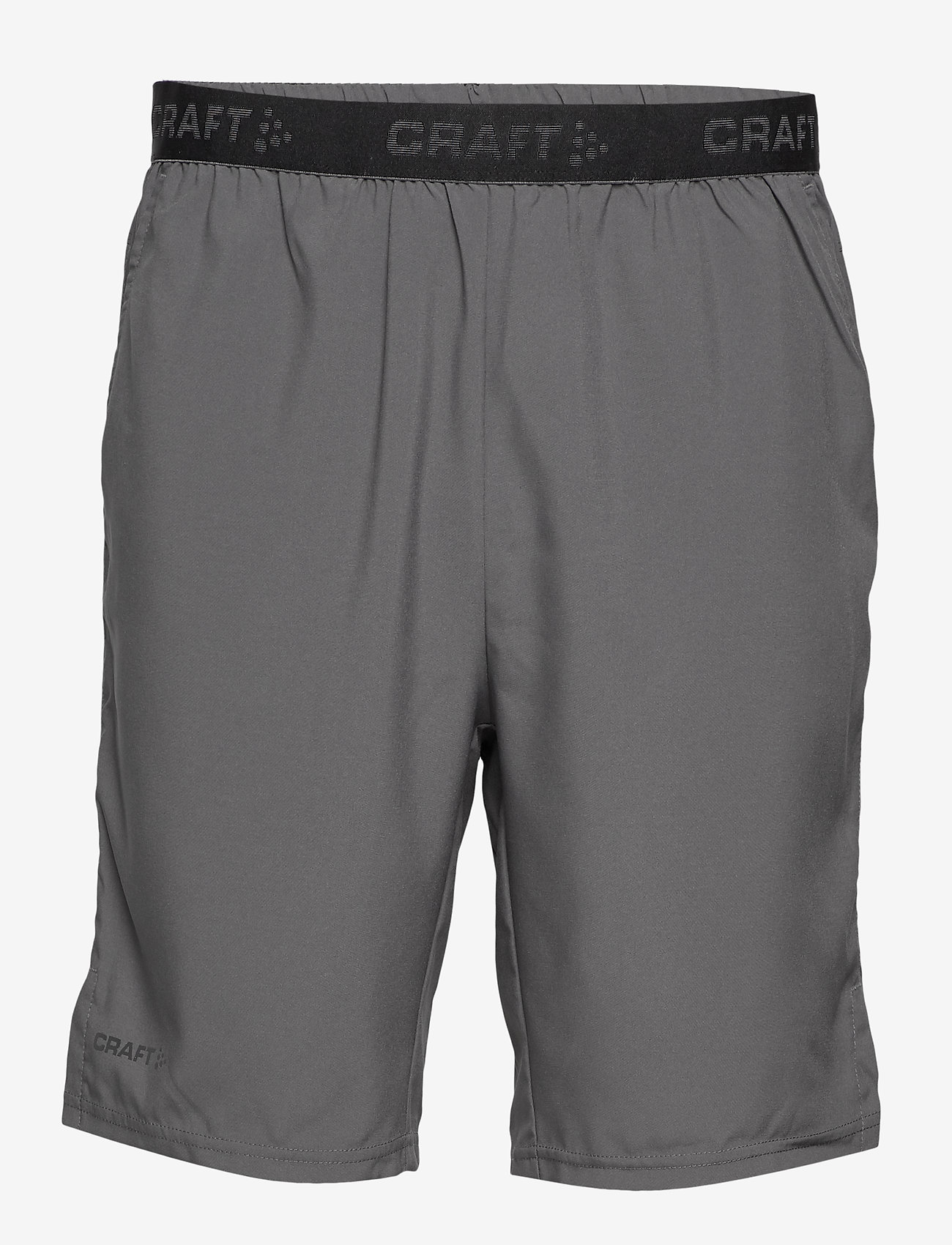 Craft - CORE ESSENCE RELAXED SHORTS M - chaussures de course - granite - 0
