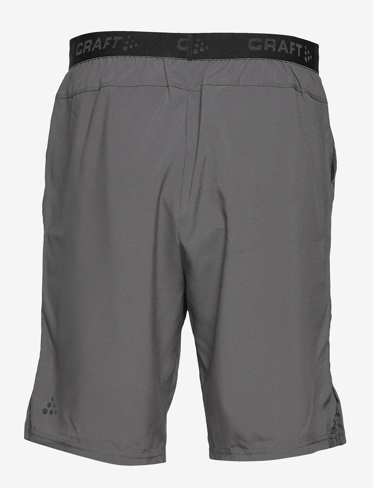 Craft - CORE ESSENCE RELAXED SHORTS M - chaussures de course - granite - 1