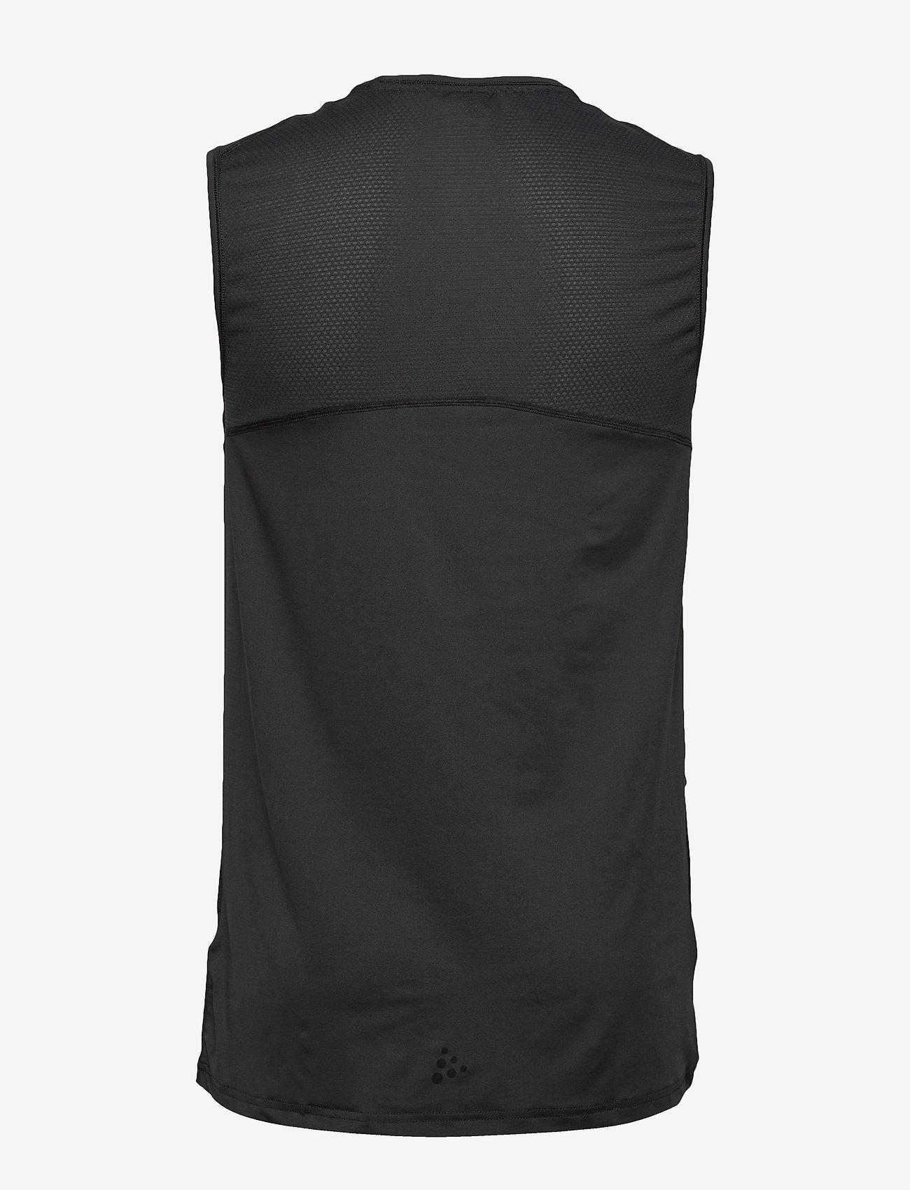 Craft ADV ESSENCE SL TEE M - T-skjorter ASPHALT - Menn Klær