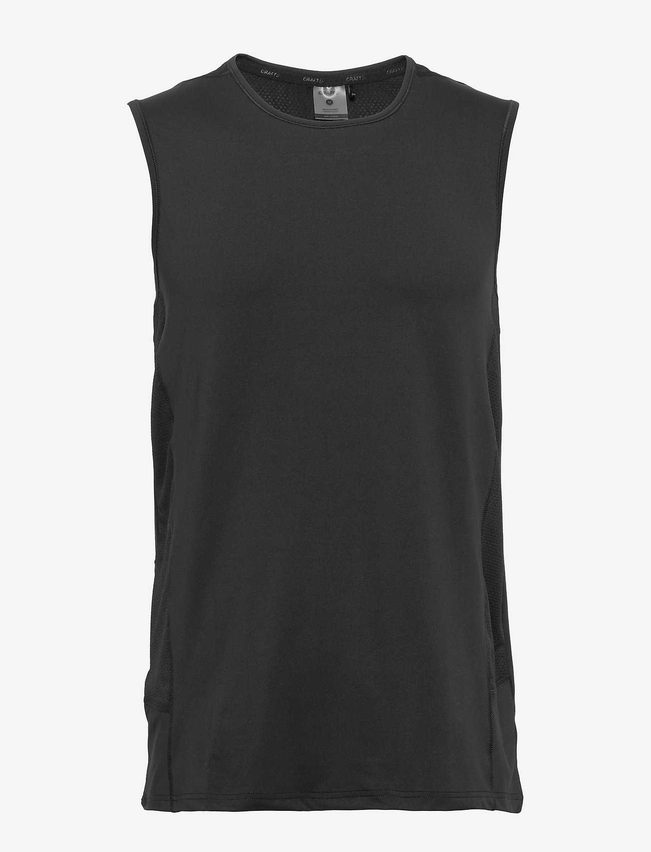 Craft - ADV ESSENCE SL TEE M - tank tops - black - 0