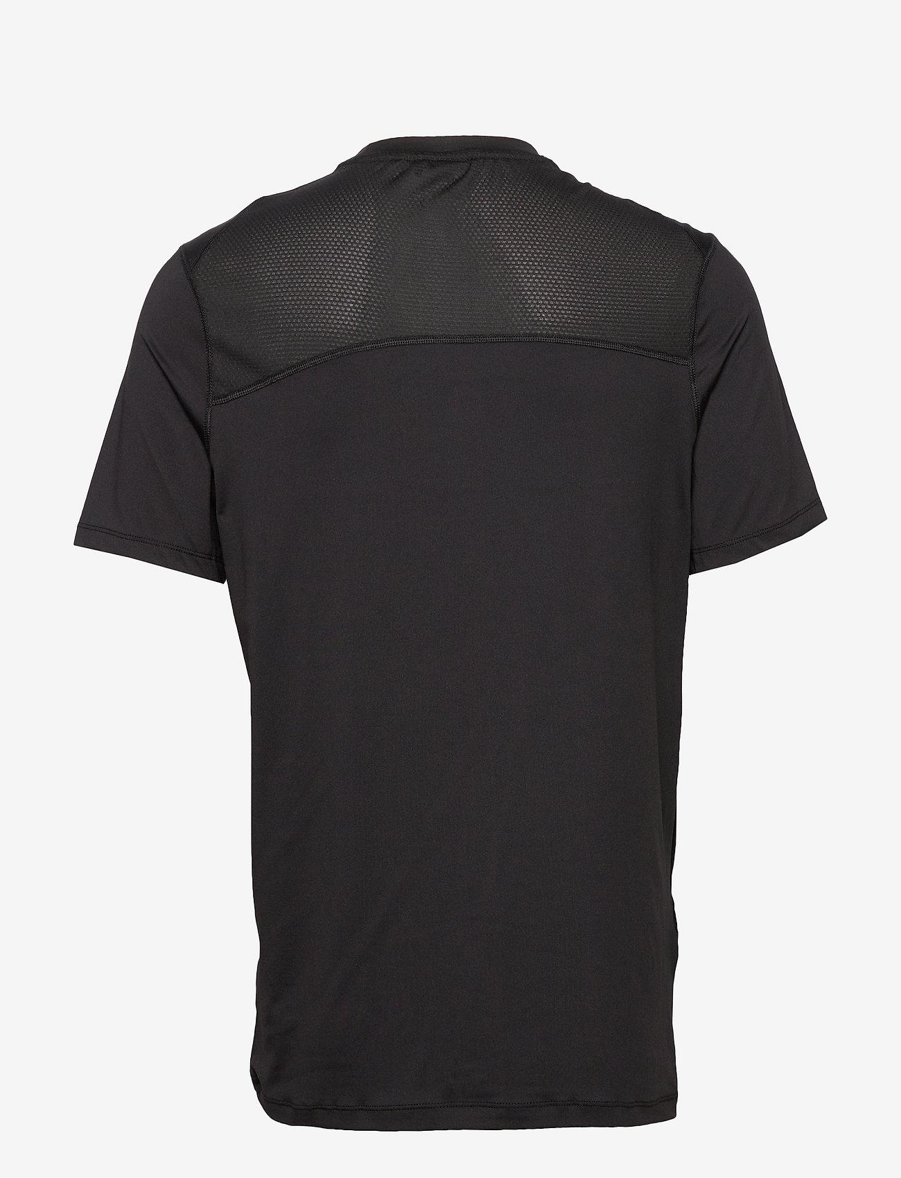 Craft ADV ESSENCE SS TEE M - T-skjorter BLACK - Menn Klær