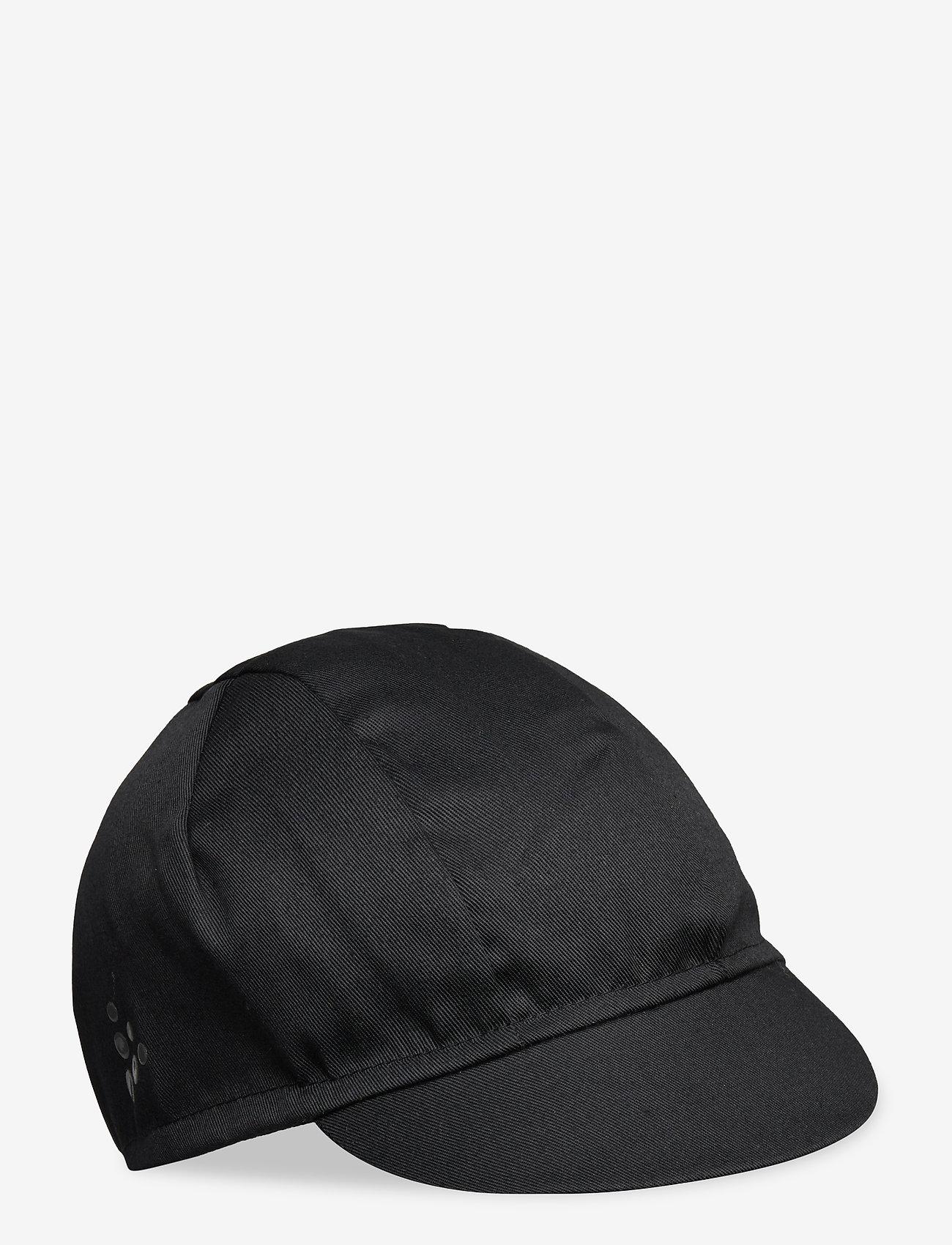 Craft - Essence Bike Cap - kasketter - black - 0