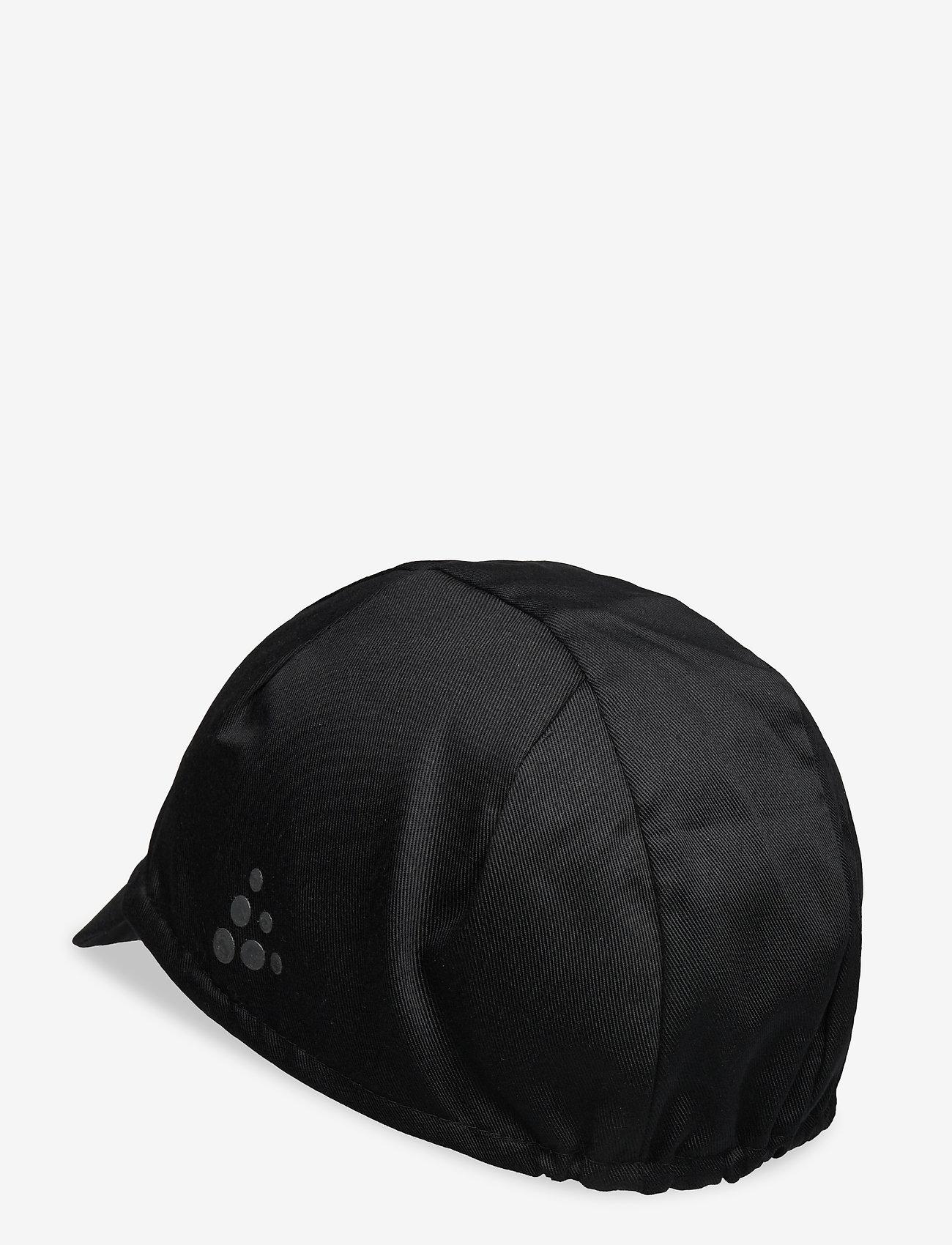 Craft - Essence Bike Cap - kasketter - black - 1