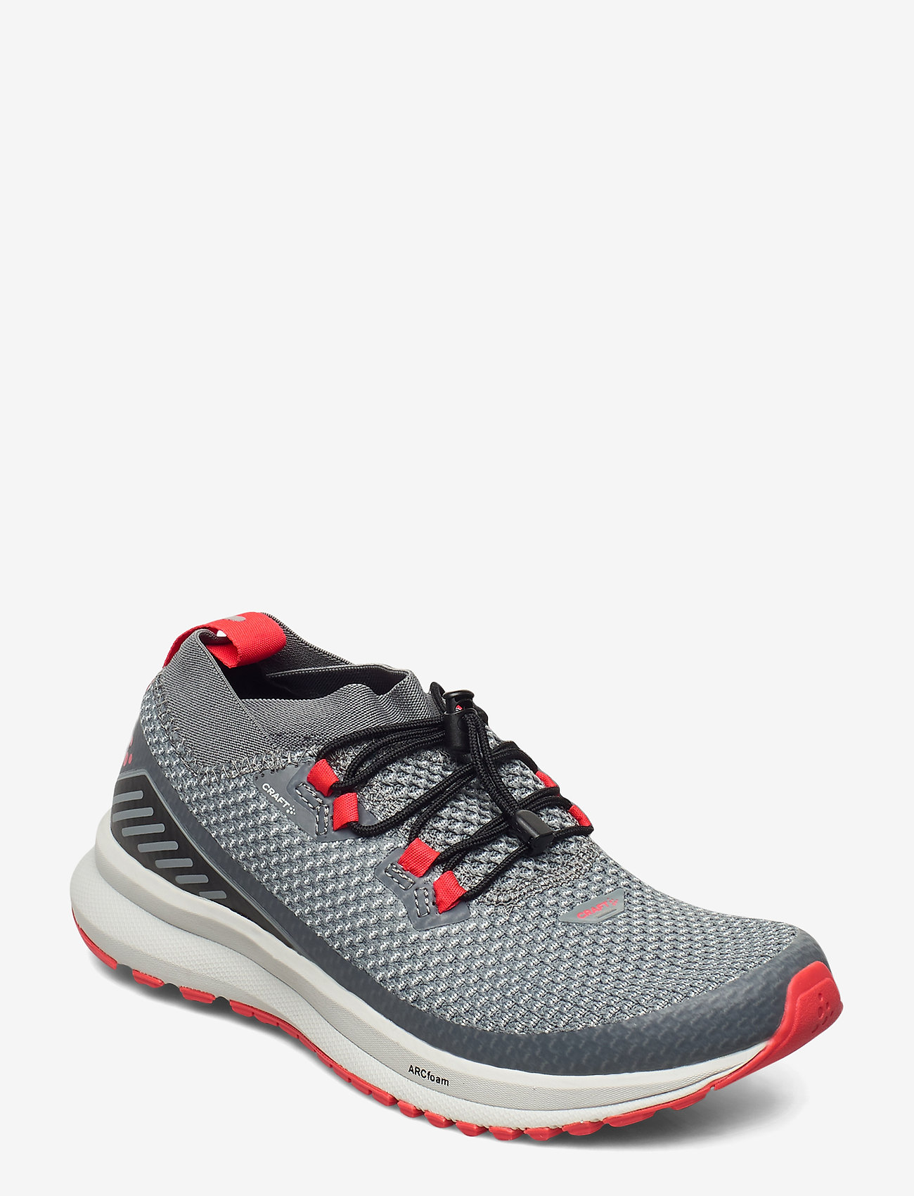 Craft - FUSEKNIT X II W - running shoes - monument/crush - 1