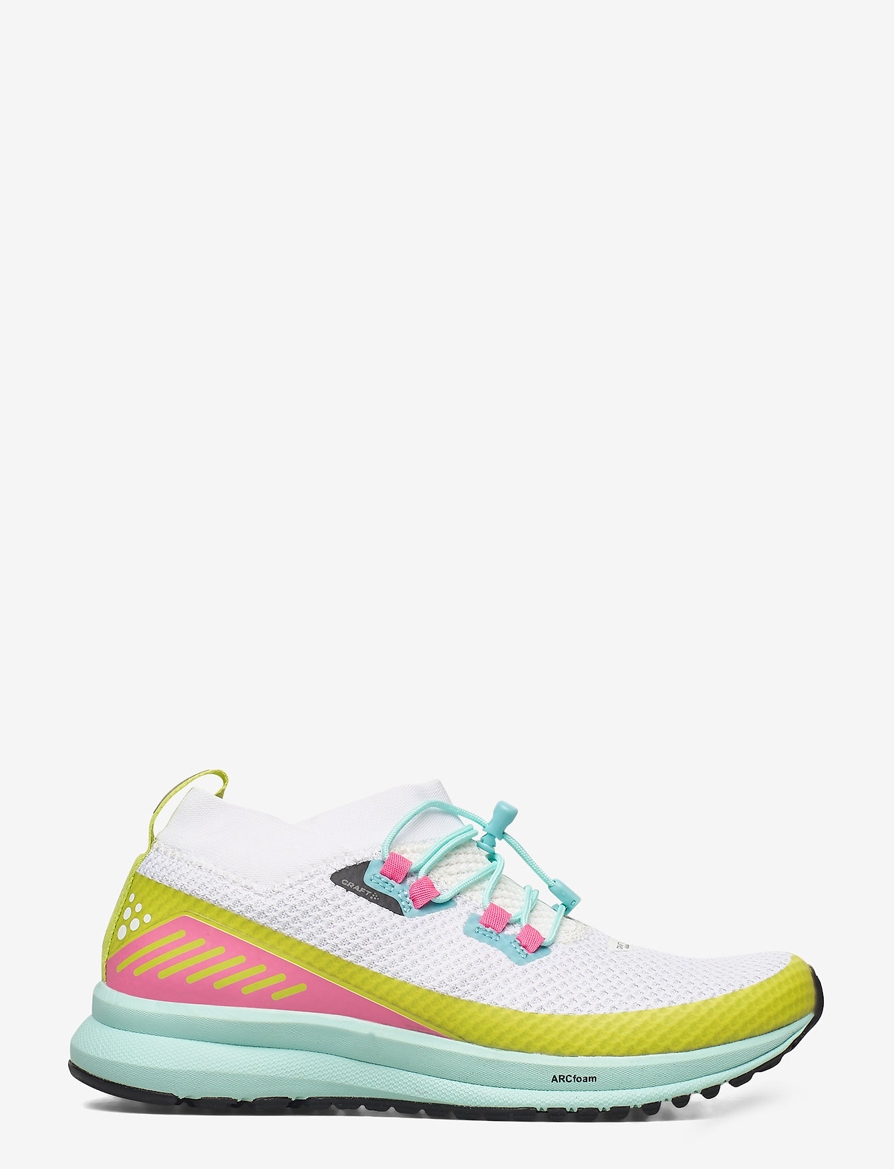 Craft - FUSEKNIT X II W - running shoes - white/area - 1
