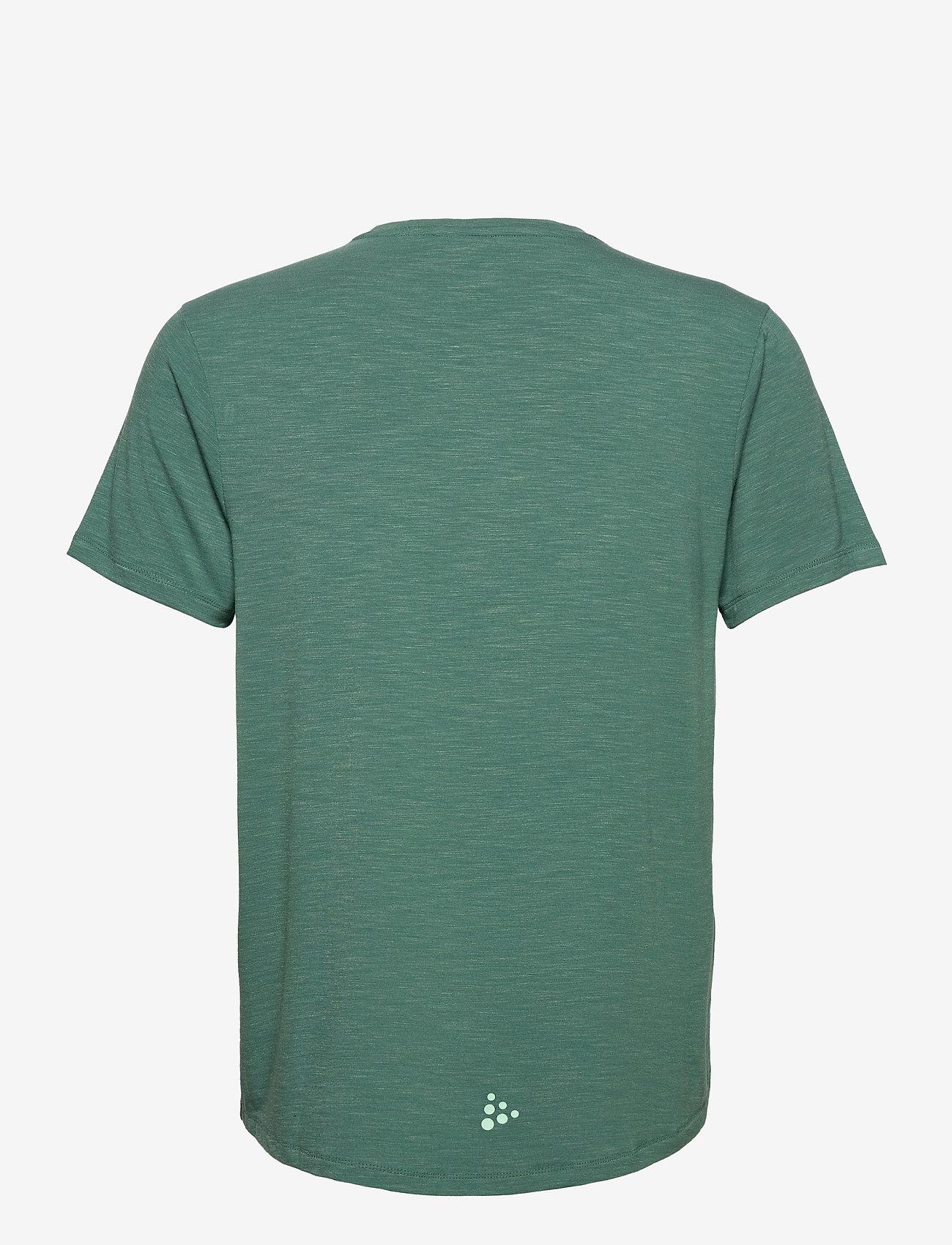 Craft CORE SENCE SS TEE M - T-skjorter POINT MELANGE - Menn Klær