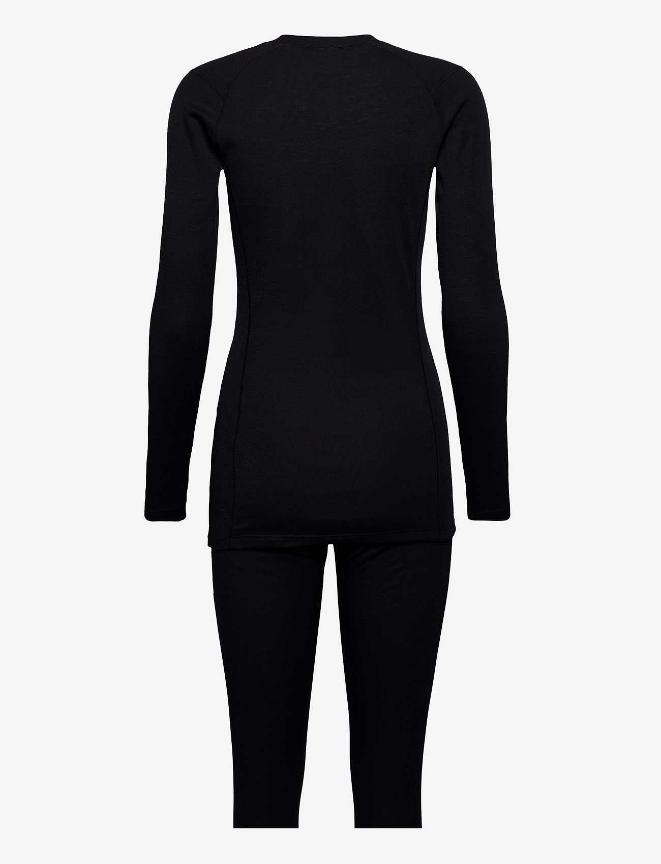 Craft - CORE WARM BASELAYER SET W - thermo ondergoedsets - black - 1